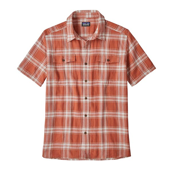 Ascent Plaid: Canyon Brown
