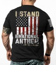 Men's Nine Line Apparel I Stand T-Shirt