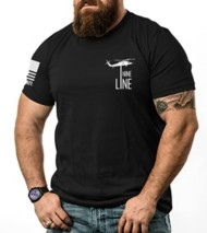 Men's Nine Line Apparel Blue Lives Matter T-Shirt