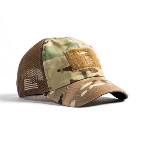 Men's Nine Line American Mesh Back Hat