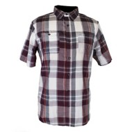 Men's Burnside Jet Short Sleeve Shirt