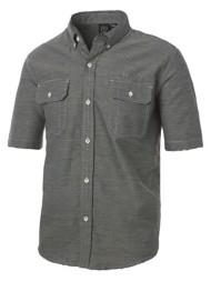Men's Burnside Wildcat Short Sleeve Shirt