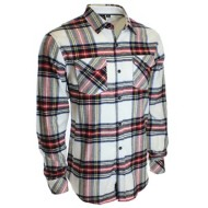Men's Burnside Copper Long Sleeve Shirt