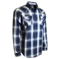 Men's Burnside Razor Long Sleeve Shirt