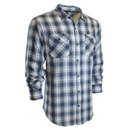 Men's Burnside Hickory Long Sleeve Shirt