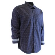 Men's Burnside Gunther Long Sleeve Shirt