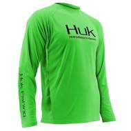 Huk Men's Performance Vented Long Sleeve