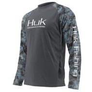 Men's Huk Subphantis Double Header Long Sleeve