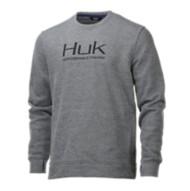Men's Huk Hull Crew Fleece