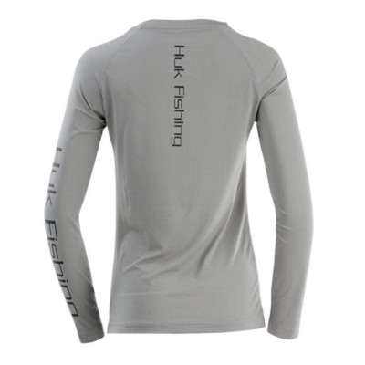 9db5499b5 Women's Huk Vented Pursuit Long Sleeve Tee | SCHEELS.com