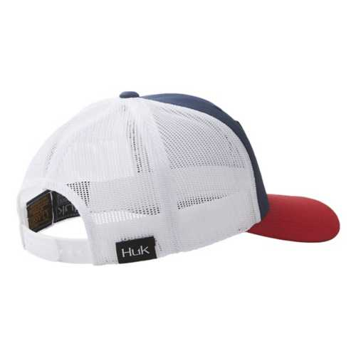 Huk Huk'd Up Americana Cap