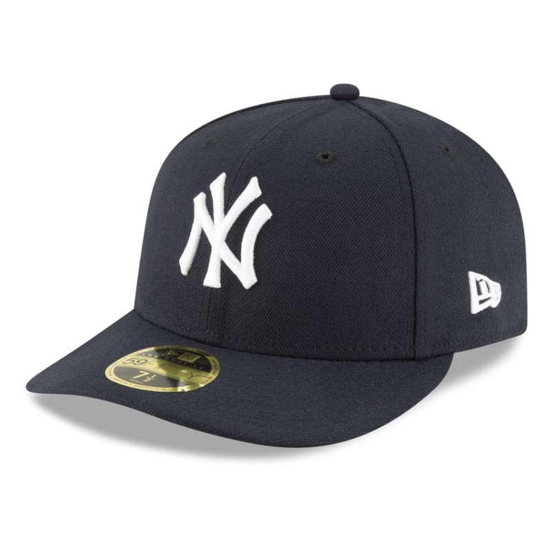 New Era New York Yankees Authentic Collection Low Profile 59Fifty Fitted Hat