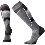 Men's Smartwool PhD Ski Light Elite Pattern Socks