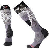 Men's Smartwool PhD Ski Medium Pattern Socks