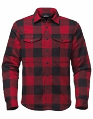 Men's The North Face Hike-In Sherpa Long Sleeve Shirt