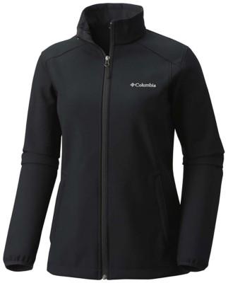 TM Columbia Womens Kruser Ridge Softshell Jacket