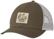 Men's Columbia Mesh Snap Back Hat