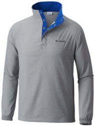 Men's Columbia Sunshell Pull Over Jacket