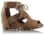 Women's Sorel Joanie Lace Wedge Sandals