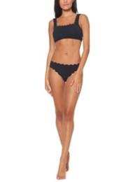 Women's Jessica Simpson Under The Sea Hipster Bikini Bottom