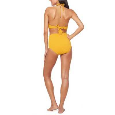 Women's Jessica Simpson Under The Sea Halter Bikini Top