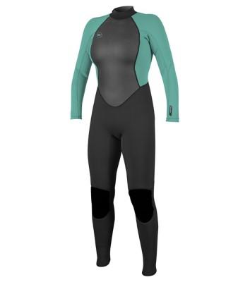 Women's O'Neill Reactor-2 3/2mm Back Zip Full Wetsuit