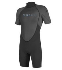 Youth O'Neill Reactor-2 2mm Back Zip Short Sleeve Spring Wetsuit
