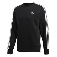 Men's adidas Essentials 3-Stripes Crew Fleece Sweatshirt