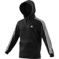 Men's adidas Essential 3-Stripe Fleece Hoodie