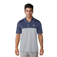 Men's adidas Ultimate 365 Heather Golf Polo