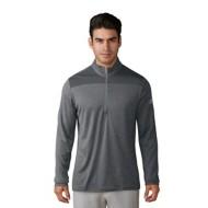 Men's adidas lightweight UPF Golf Pullover