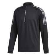 Men's adidas 3 Stripes 1/4 Zip Jacket