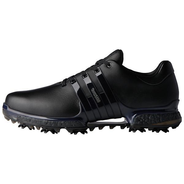 Men's White Tour 360 Boost 2.0 Golf Shoes