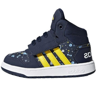 105746f01 Infant Boys' adidas Hoops 2.0 Mid Basketball Shoes | SCHEELS.com