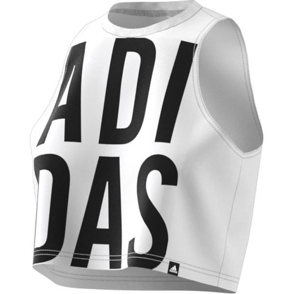 dbf3c528591512 Women s adidas Adi Das Crop Tank