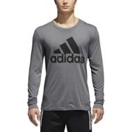 Men's adidas Badge of Sport Classic Long Sleeve Shirt