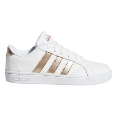 Grade School Girls' Adidas Base line Shoes