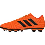 Men's adidas Nemeziz 18.4 Flexible Ground Soccer Cleats