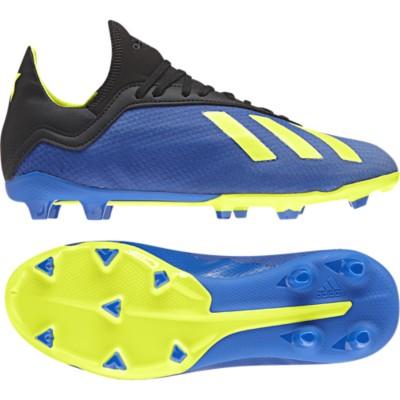 Grade School Boys' adidas X 18.3 Firm Ground Soccer Cleats