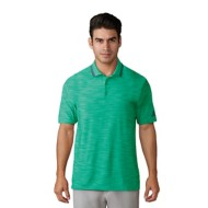 Men's adidas Ultimate 365 Textured Stripe Golf Polo