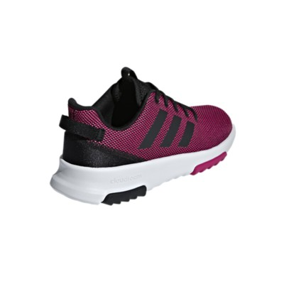 Grade School Girls' adidas Cloudfoam Racer TR Running Shoes