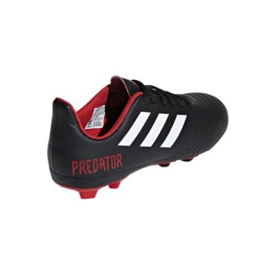 19fd68797e15 Tap to Zoom  Preschool Boys  adidas Predator 18.4 Flexible Ground Soccer  Cleats