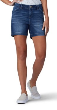 Women's Lee Regular Fit Chino Short