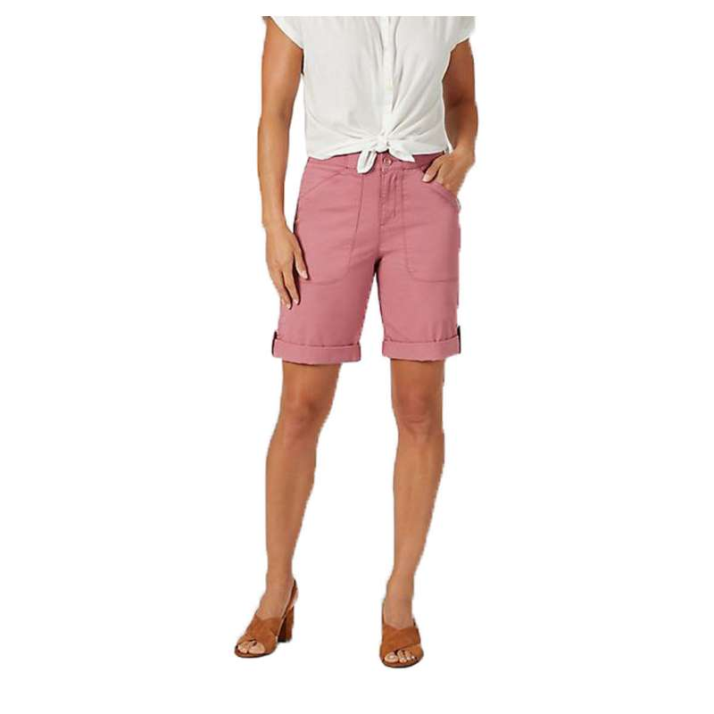 Women's Lee Flex To Go Relaxed Fit Utility Bermuda Shorts
