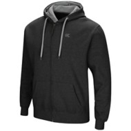 Men's Colosseum Dual Blend Full Zip Hoodie