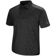 Men's Colosseum Poly Slub Short Sleeve Polo