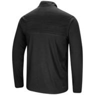 Men's Colosseum Command 1/4 Zip Long Sleeve