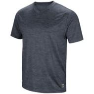 Men's Colosseum Poly Slub Set-In V-Neck T-Shirt