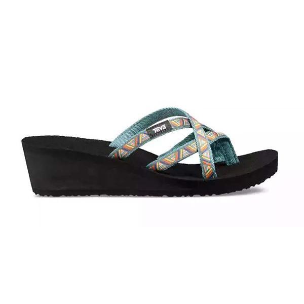 1649f58b5a4495 Women s Teva Mush Mandalyn Wedge Ola 2 Sandals