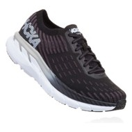 Men's  Hoka Clifton 5 Knit Running Shoes